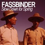 Fassbinder - Slow Down For Spring