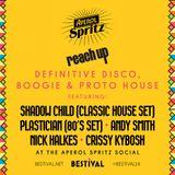 Plastician - 80's Set LIVE Recording - Bestival 2014 Aperol Spritz Stage