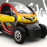 Electric Twizy Contest (HardLife 2014)