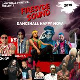 Firesyde Dancehall happy now mix cd