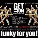 Get It On@ACIDROOM2012.feb 1st Novelty Mix