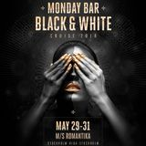 Kimzza @ Monday Bar Black and White Cruise 2014