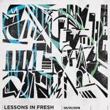 DJ Clip Art - Live @ Lessons In Fresh (20180601)