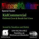 Beat Gourmets Radio Show with Kid Commercial