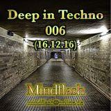 Deep in Techno 006 (12/2016)
