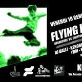Dj Balli vinyl set @ Flying Kicks party  Verona (Italy) 19/01/18