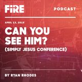 Ryan Rhodes - Can You See Him? - 04.13.18