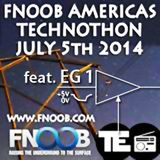 July 4 Fnoob Technothon with EG1
