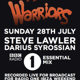 Steve Lawler & Darius Syrossian - Essential Mix (VIVA Warriors Sankeys Ibiza - Spain) 2013.08.02.