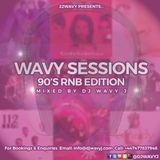 #WavySessions 90s RnB Edition Mixed By @DJWAVYJ