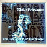Bonanza & Son on ResonanceFM 16th September 2015... Kinky Friedman preview