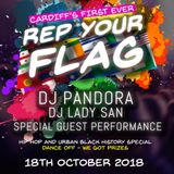 Dj Lady San & Dj Pandora// Unforgettable - REP YOUR FLAG (PROMO MIX)