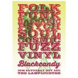 Blackcandy solo set - 2nd November 2013 Hour 4 of 4