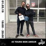45 tours mon amour - Ola Radio - Local Heroes #2