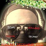 TOM HOLLAND@PODCAST TECHNO MINIMAL DECEMBER 2014-2015