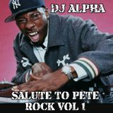 Salute to the incredible Pete Rock
