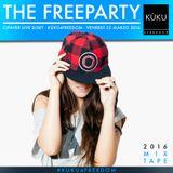 KÚKU4FREEDOM - THE PARTY: 25.03.2016 LIVE DJSET BY CJFAVER (VOICE MARIO PAX)