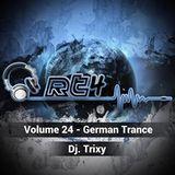 RT4 Vol 24 - Dj. Trixy - German Trance