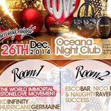 BOXING NIGHT SPECIAL - OCEANA, NOTTINGHAM - STONE LOVE LS V. ROCKET PLUS MORE