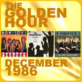GOLDEN HOUR : DECEMBER 1986
