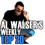 Al Walser's Weekly Top20 | August 24th Weekend 2012 | Live From Hollywood