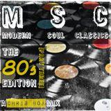 Modern Soul Classics, The 80's Edition (Part Three) June 2015