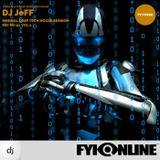 DJ JEFF Mix 91-FYIONLINE MINIMAL DEEP TECH HOUZE SESSIONS VOL.1