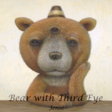 Bear with Third Eye