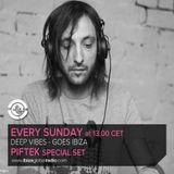 Deep Vibes - Guest Piftek - 29.12.2013