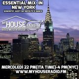 Essential Mix in New York Selected by Maurizio d'Adduzio n.39