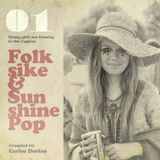 """Folksike & Sunshine Pop - Vol.01 """"Young girls are Coming to the Canyon"""""""
