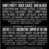 FLUX PAVILLION LIVE @ HARD SUMMER 2013