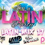 Dj Frisko Eddy - It's a Latin Party 17 ( Latino Mix )