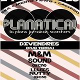 PLANATICAL - LLuís Nutty 1st Round @Pub Terra 24/4/15