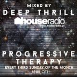 Deep Thrill - 'Don't Be Afraid' Progressive Therapy Vol. 22 Houseradio.pl