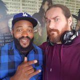 Sal Masekela aka ALEKESAM Interview on Base Breakfast with Ian Beatmaster Wright (28th August 2018)