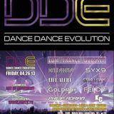 Dance Dance Evolution Volume 1 (Fort McKinley 4/26/13)