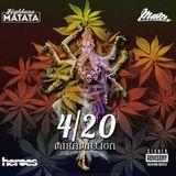 Mixamillion - 4/20 (Fourtwenty Mixtape)