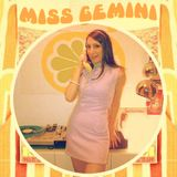 Miss Gemini at NYC's Tunnel One radio show (07-14-2015)