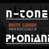 ROOTSLEGACY Radio Show - 19/11/2014 - P.A.F. Session