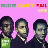 Rudie Can't Fail - Radio Cardiff 21st January 2019