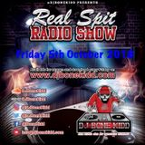 Real Spit Radio Show 5th October 2018