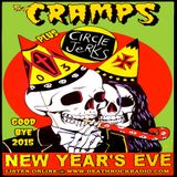 APOCALYPSE 2016 FT. THE CIRCLE JERKS & THE CRAMPS