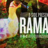 Rama Bosch # Guest DJ