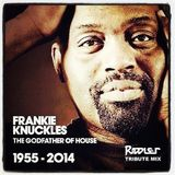 Frankie Knuckles Tribute Mix by KTU's DJ Riddler