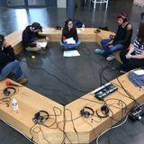 Citizens se pose au FRAC - les étudiants et leur rapport aux sons, aux bruits...