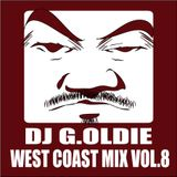DJ G.Oldie West coast mix vol.8