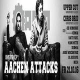 Norman & Newman @ Aachen Attacks - A.R.M. Kassel - 21.10.2016 - Part 4