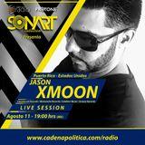 Jason Xmoon @SonartRadio By. Protone MX, Live Session ...