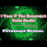 The Basement Voltz Radio - Psybreaks Show #44